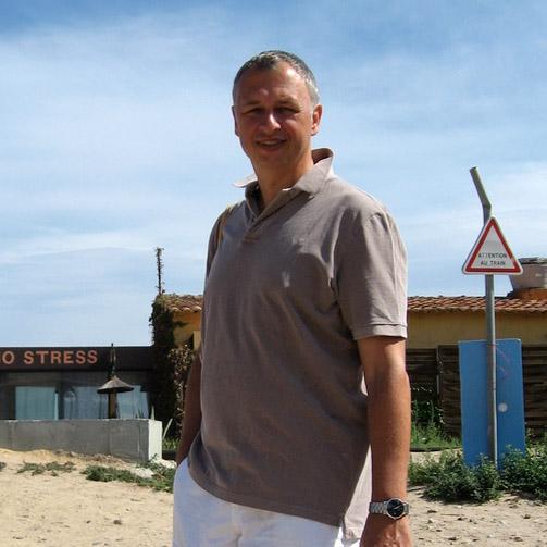 Drehbuchautor Tobias Siebert